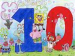 10 Years of SpongeBob