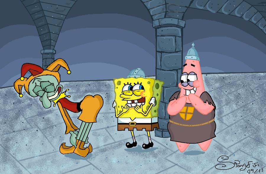 Dunces And Dragons Games Spongebob