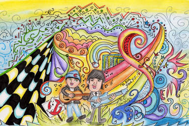 A Fairy Tale or Day Dream by Spongefifi