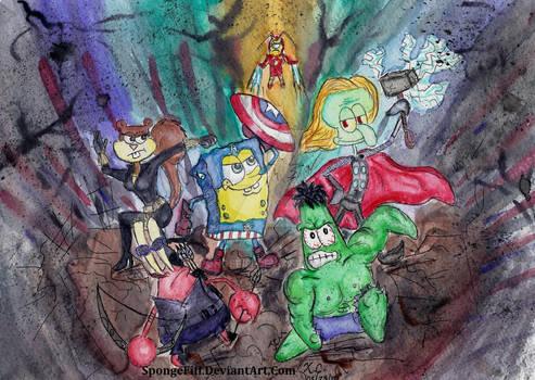 SpongeBob Vs. Avengers