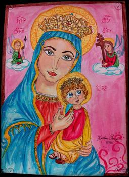Virgen del Perpetuo Socorro (Perpetual Help)