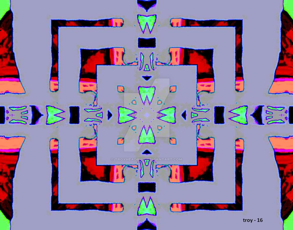 Digital Hieroglyphics by troyheadrick