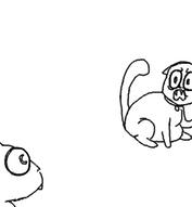 Fraidy Cat by Jojobinks