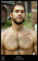 Tony - Unshaven2 in Iray 2015 by Alexlo