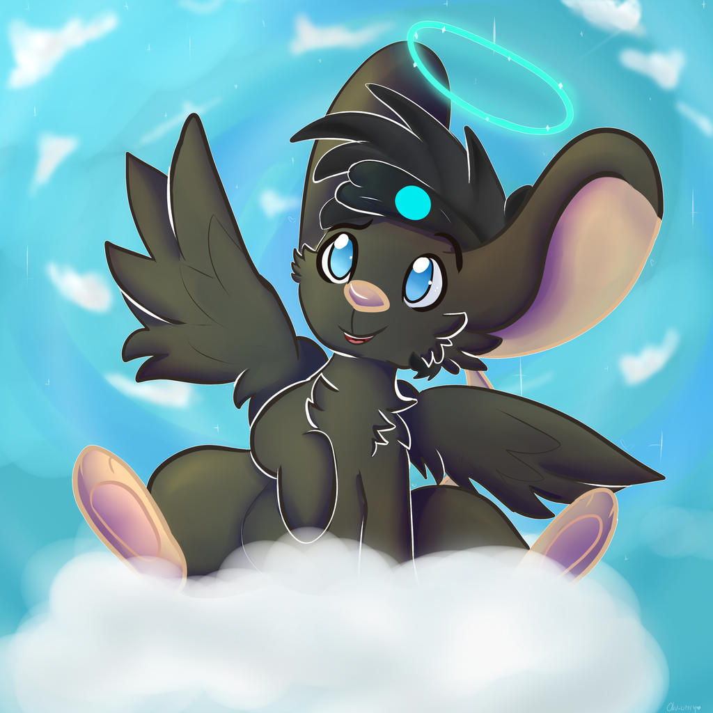 In the sky by oliv-berry