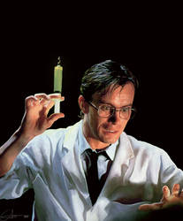 Herbert West: Re-animator by Hortensie-Stone
