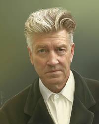 David Lynch by Hortensie-Stone