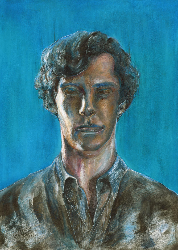 Sherlock by Hortensie-Stone