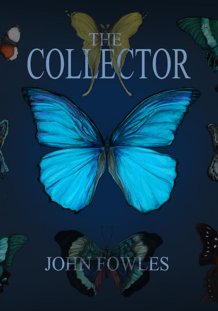 The Collector by Hortensie-Stone