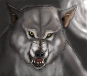 grrr... by Shimmergloom