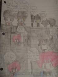 Pokemon Legends Page 1