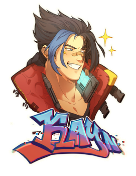 A little kayn thing i came up with