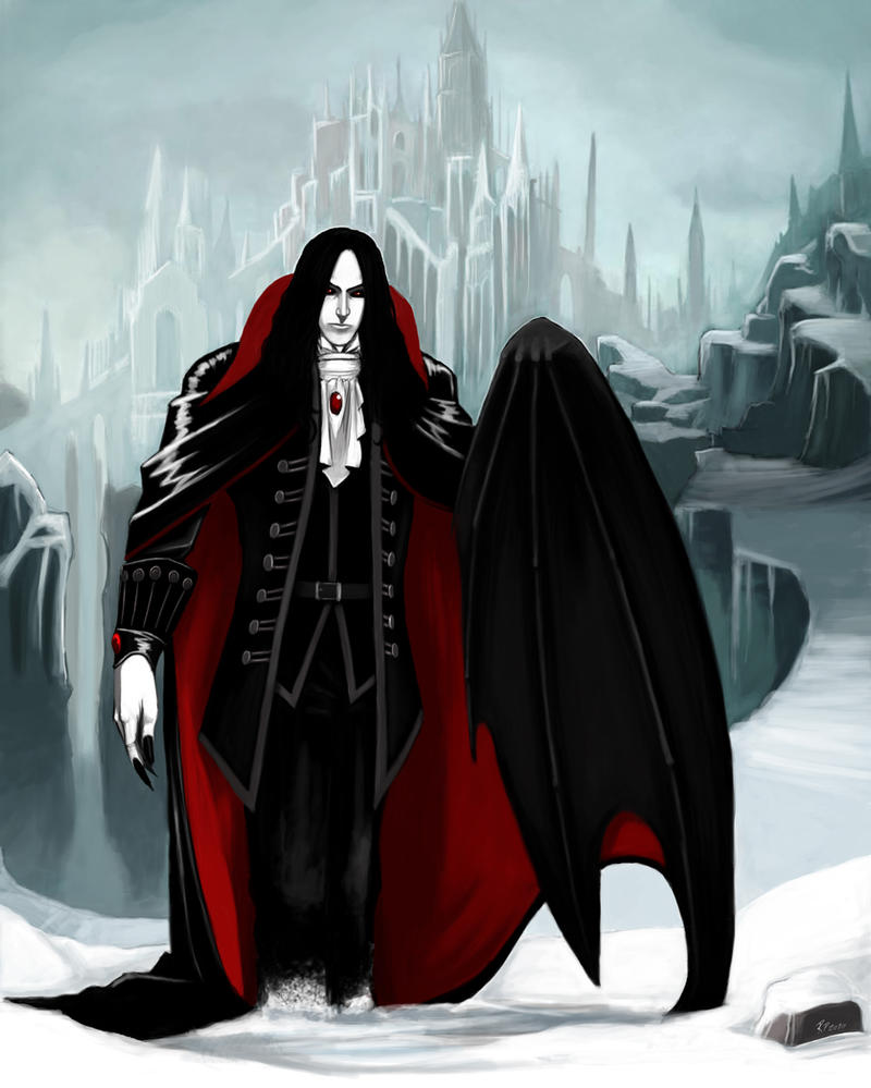 how to become a vampire lord