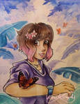 Tropical Violet