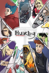 Huxby Volume 1 Cover by WithinATragedy