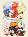 Sonic Boom:In their mind.