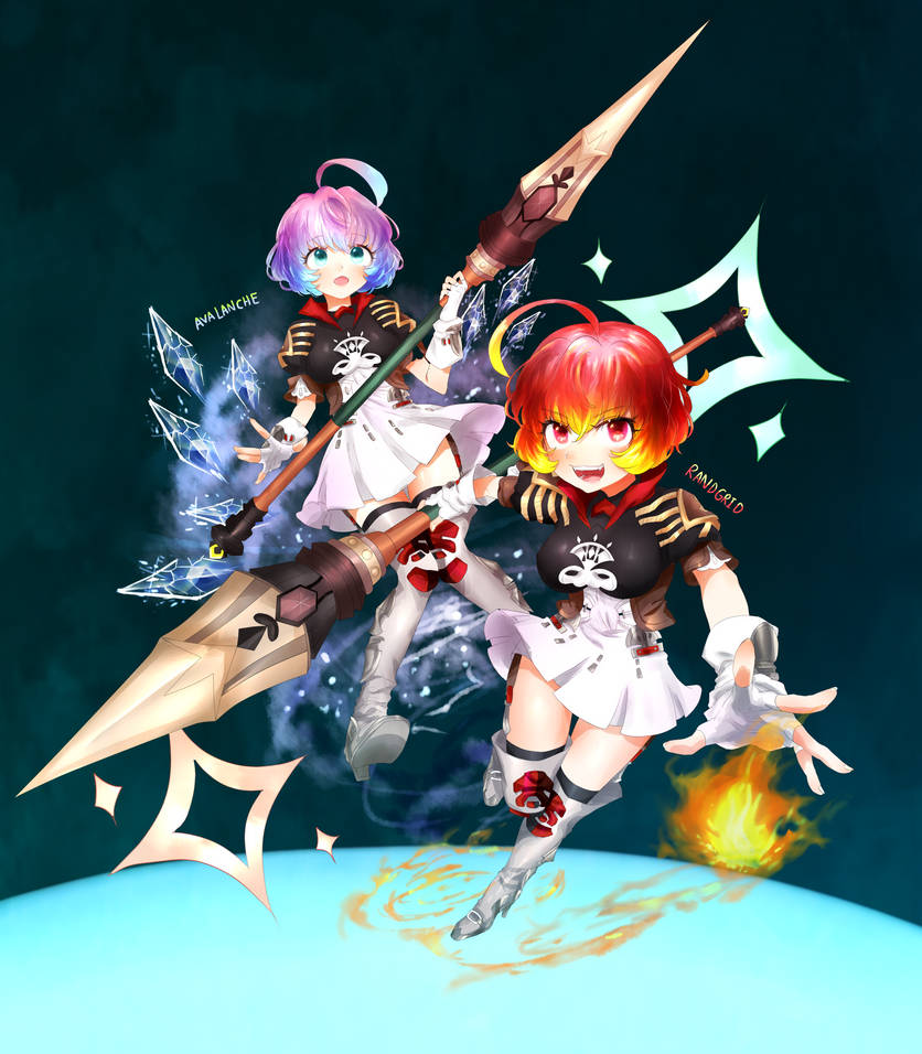 Dragon nest randgrid