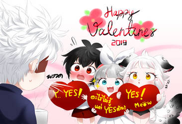 Valentine 2019 by Unichrome-uni