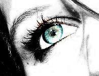 Green eye by kishmonster