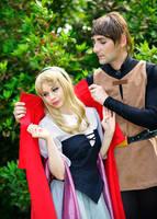 Briar Rose and Prince Philip 2 by Jocurryrice