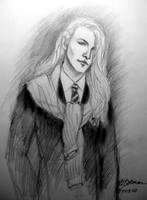 Young Lucius Malfoy by ElenaRedhat