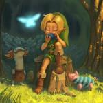 Legend of Zelda + Monster Hunter World