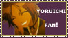 yoruichi stamp by sasukelover