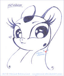 Kwami Tikki Sketch