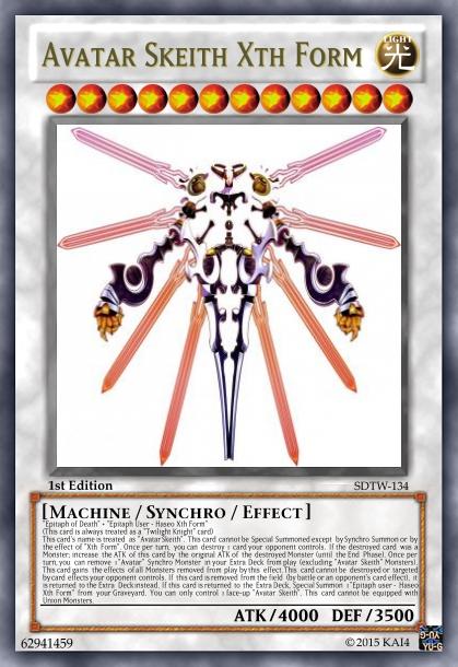Avatar Skeith Xth Form by Kai4 on DeviantArt