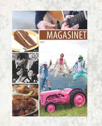 Magazine spread - March 3
