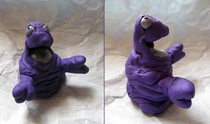 Purple makes a happy Grimer