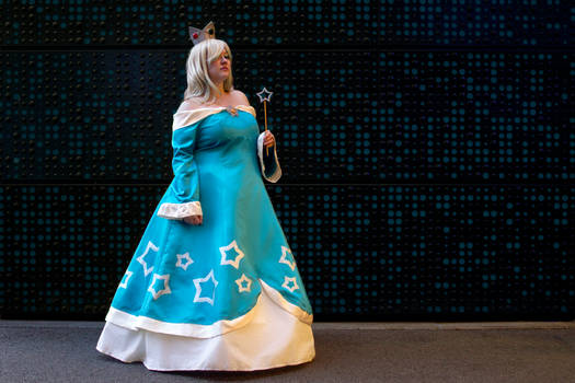 Rosalina cosplay