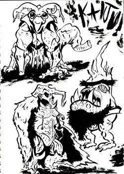 Kaiju Number 1