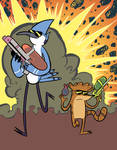 Regular Show is Awesome