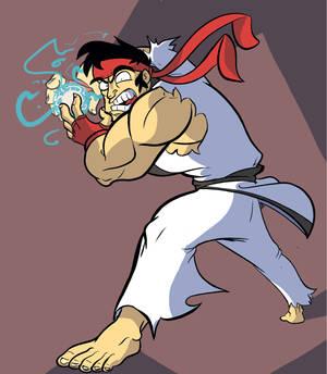 SF: Ryu
