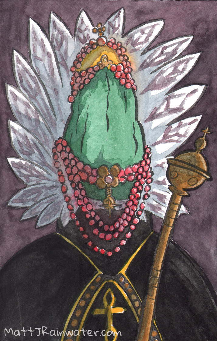 Queen of Pickle by MJRainwater