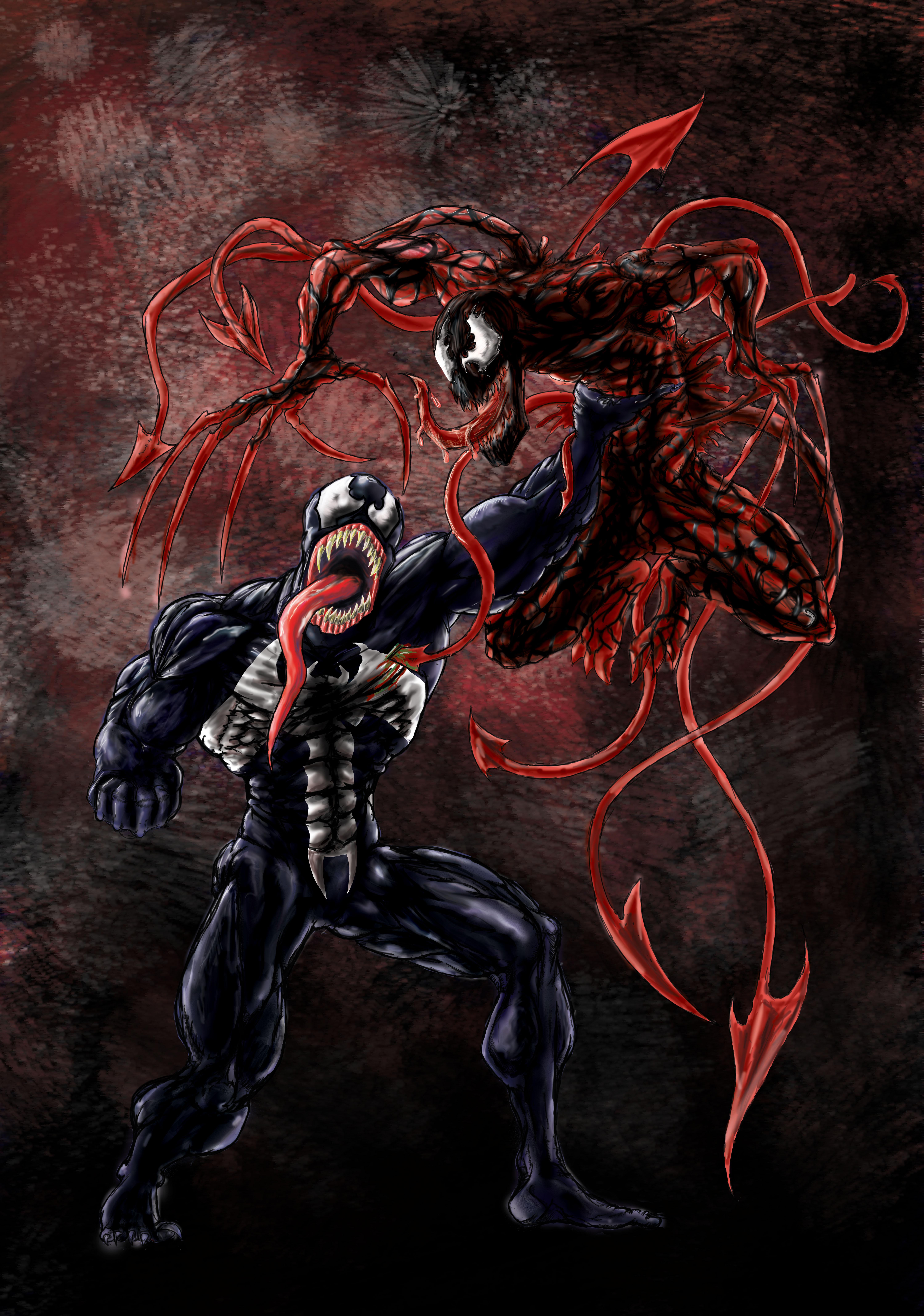 carnage and venom relationship quiz