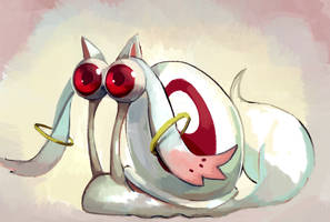 Kyubey The Snail