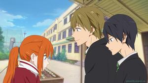 Makoto, Haruka and Mizuko