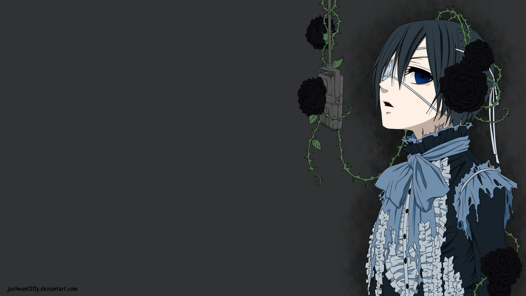 ciel phantomhive by justwant2fly on deviantart