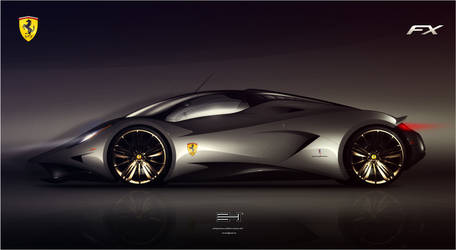 Ferrari FX by emrEHusmen