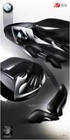 BMW CNCPTX interior