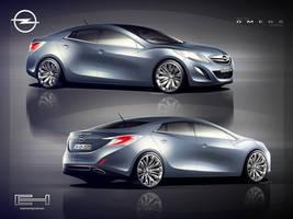 2011 Opel Omega by emrEHusmen