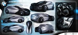 2030 BMW TRON