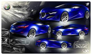 Alfa Romeo Nardo by emrEHusmen