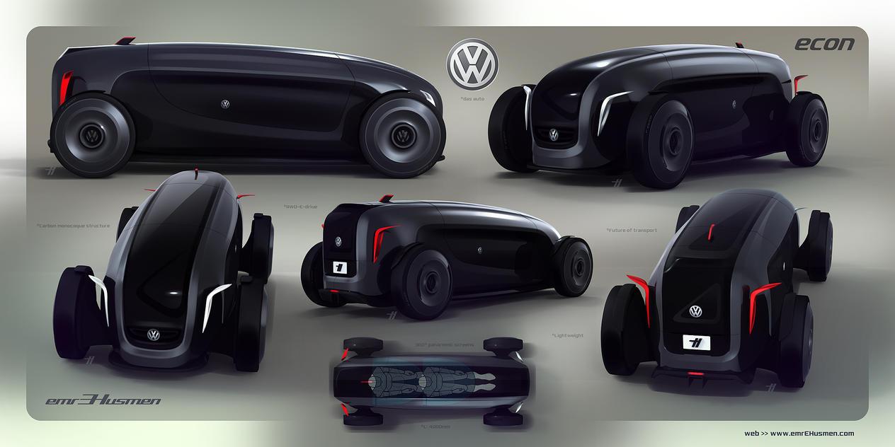 2020 VW econ by emrEHusmen