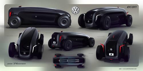 2020 VW econ