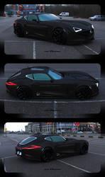 Jaguar E-X50 Karbon