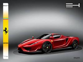 2007 Ferrari Enzo by emrEHusmen