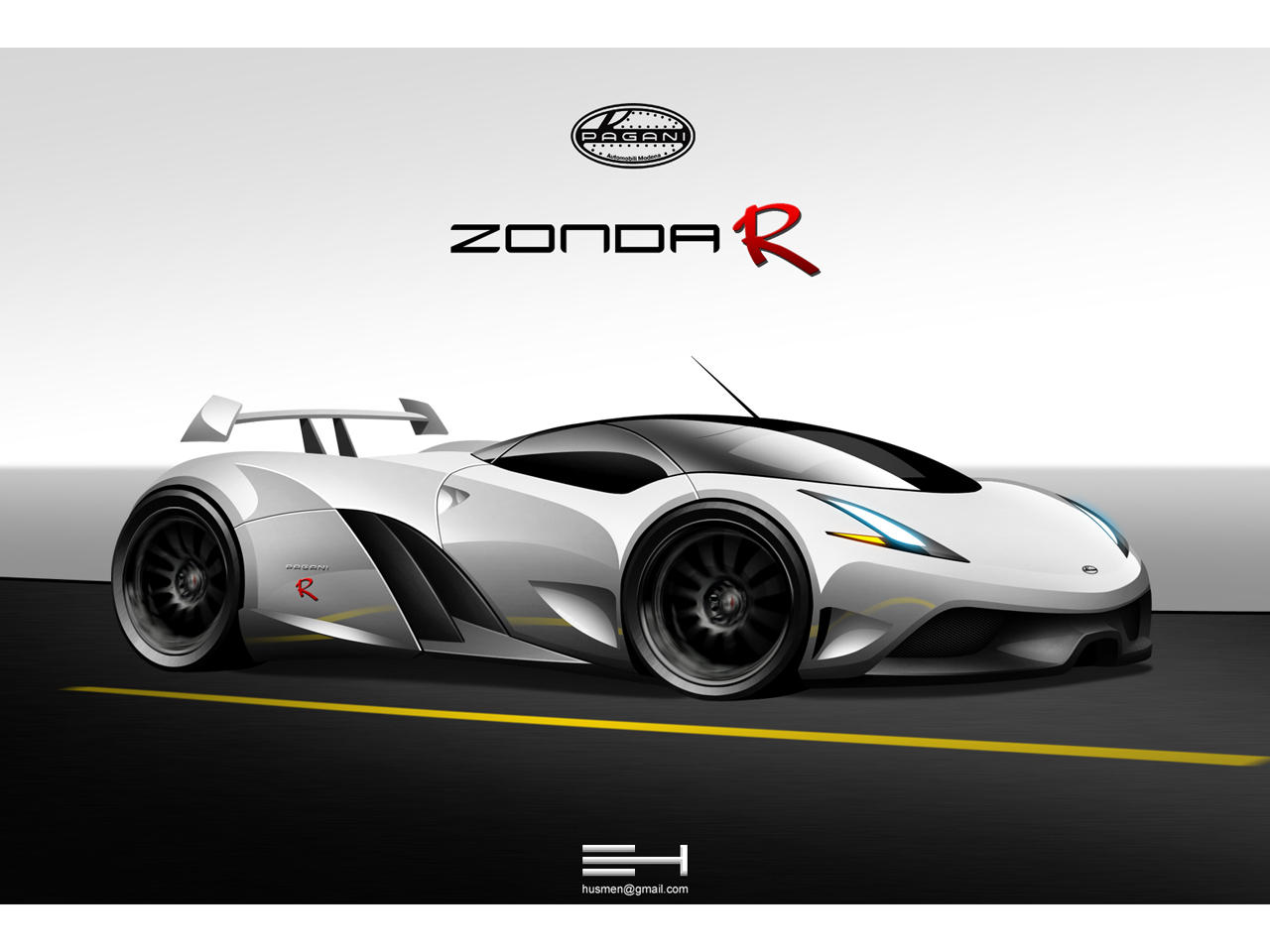 pagani zonda r by emrehusmen on deviantart